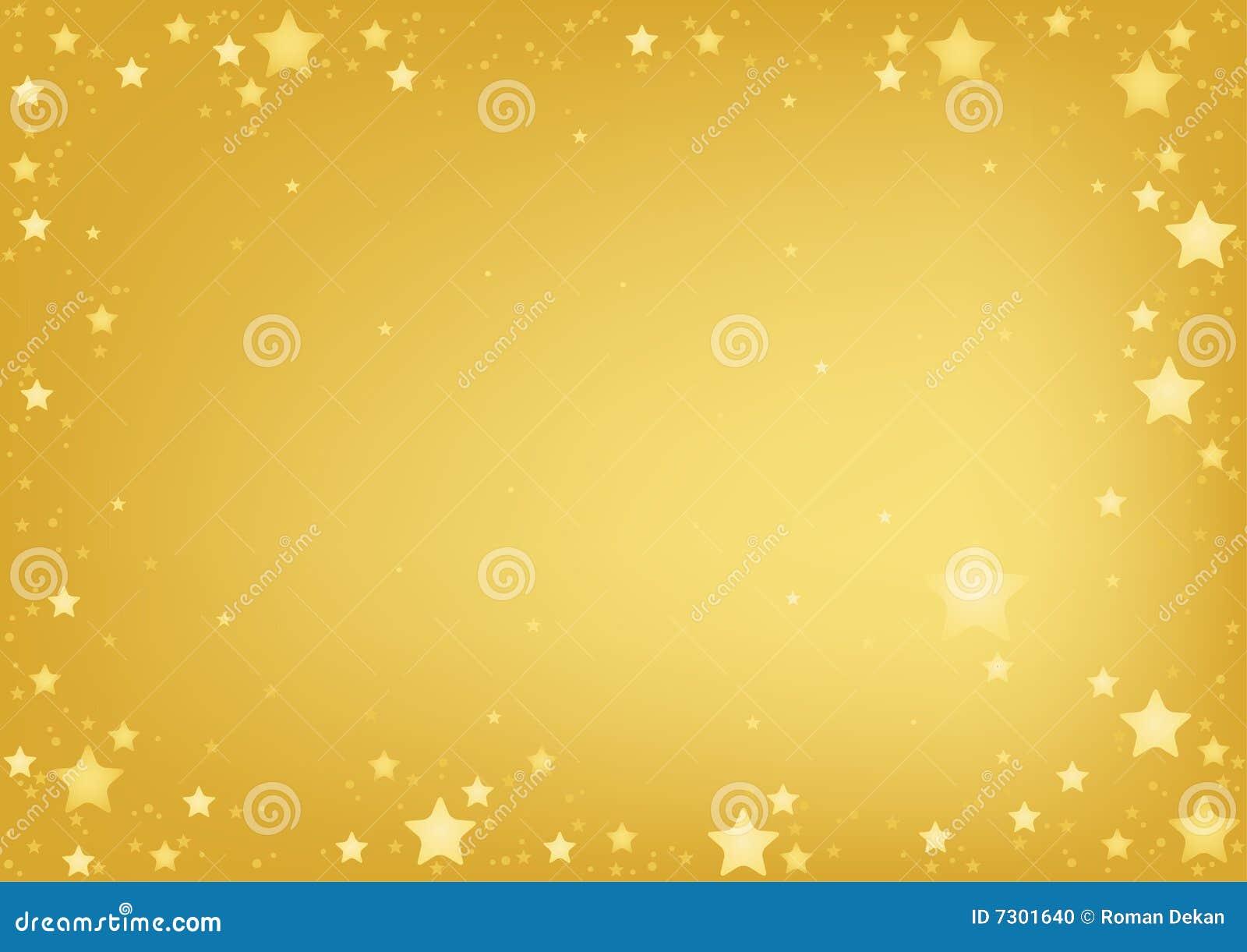 L oro Stars la priorità bassa