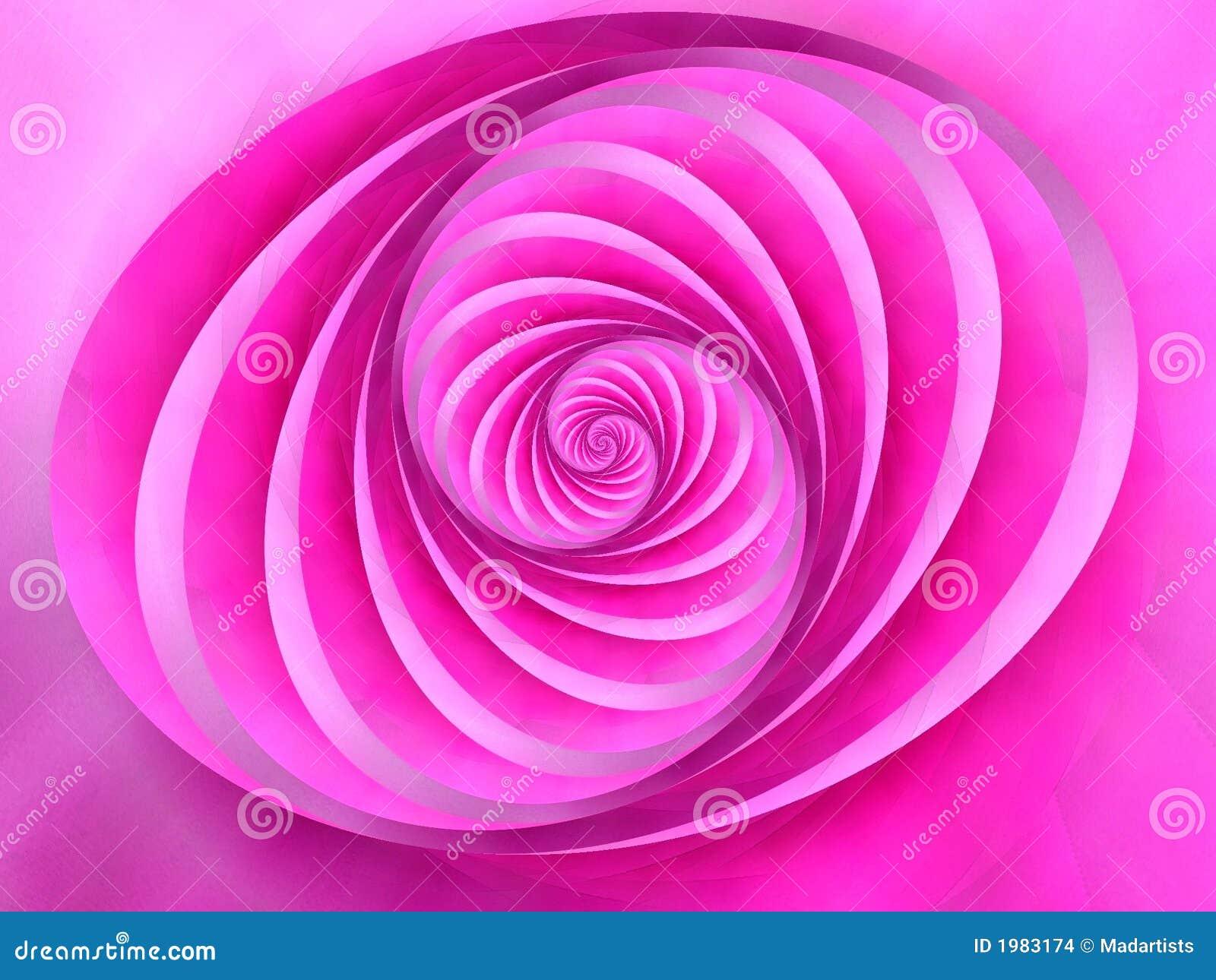 L 39 ovale tourbillonne couleur rose de pistes images stock image 1983174 - Type de couleur rose ...