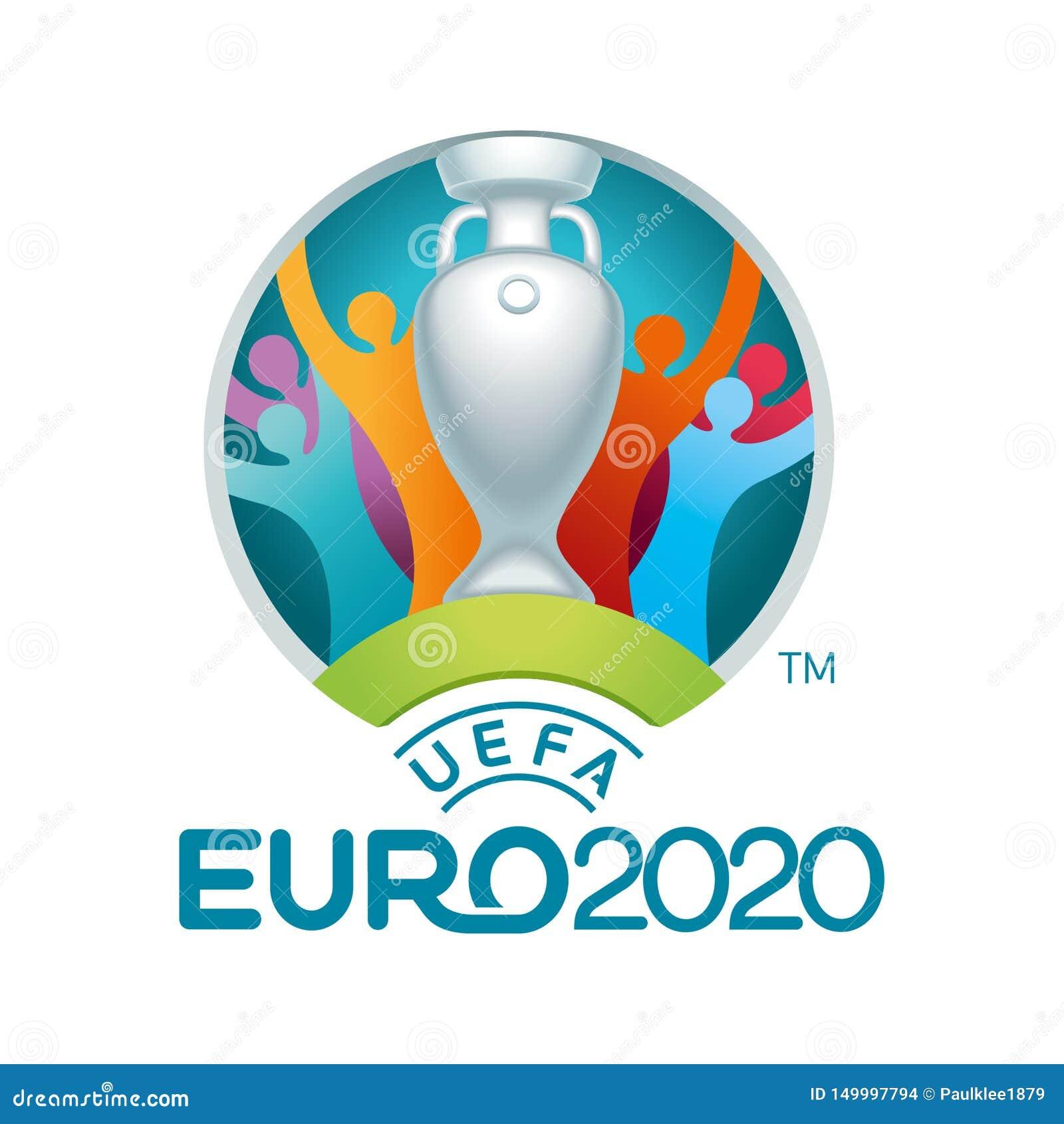 L UEFA Logo Vector Illustration 2020