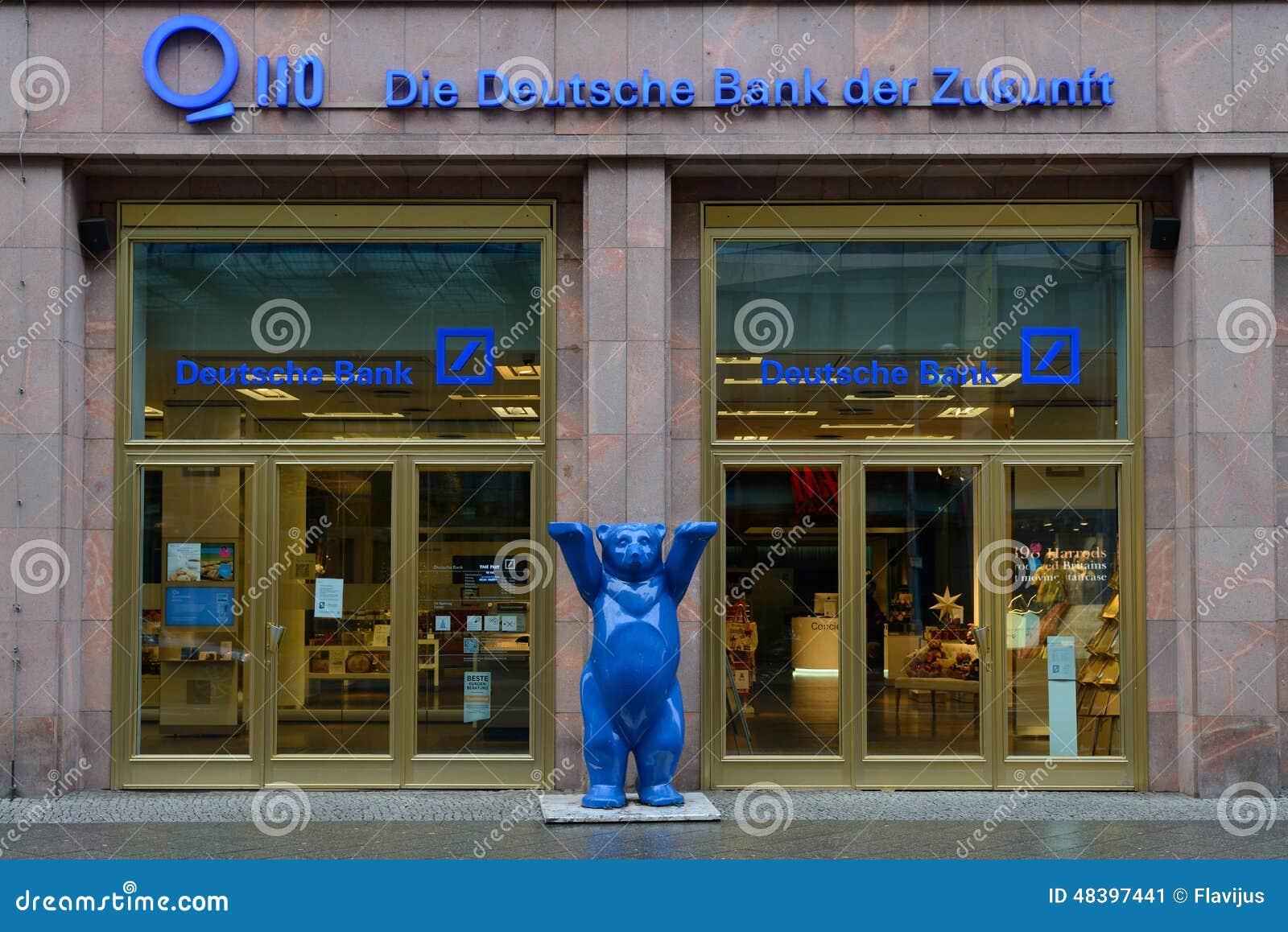 Ufficio In Tedesco : L ufficio tedesco della banca deutsche bank fotografia