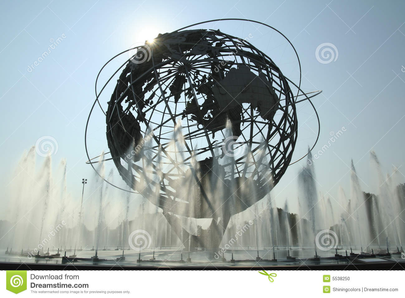 L Unisphere à New York