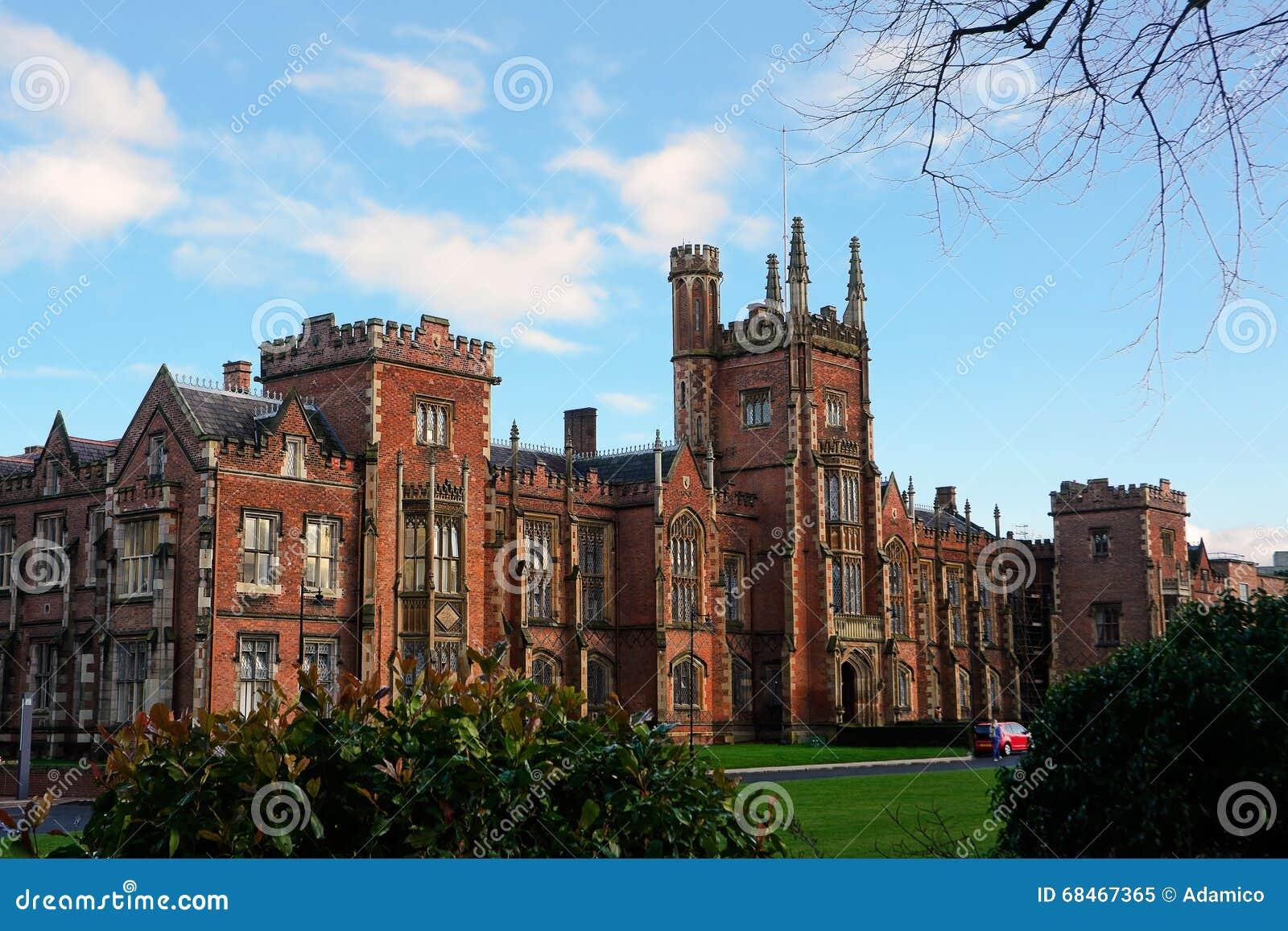 L università delle regine Belfast