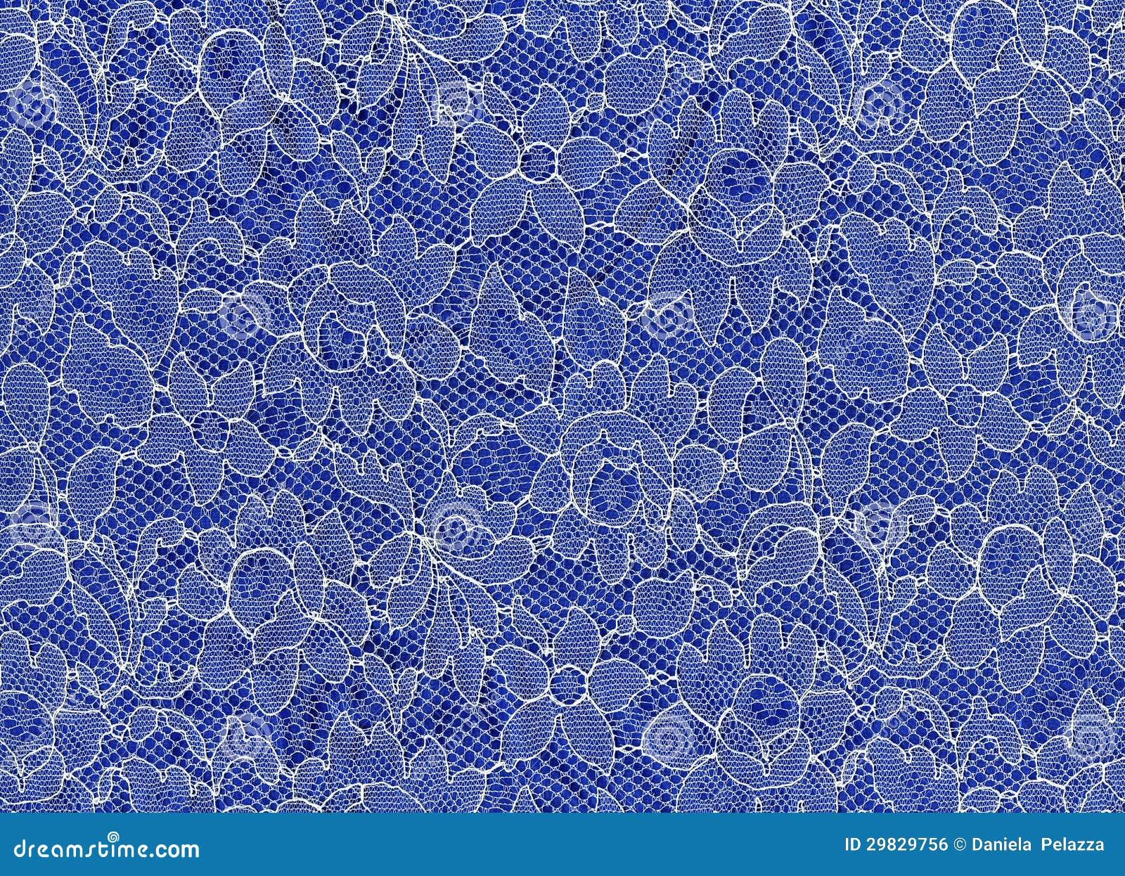 Tela (laço branco na tela azul)