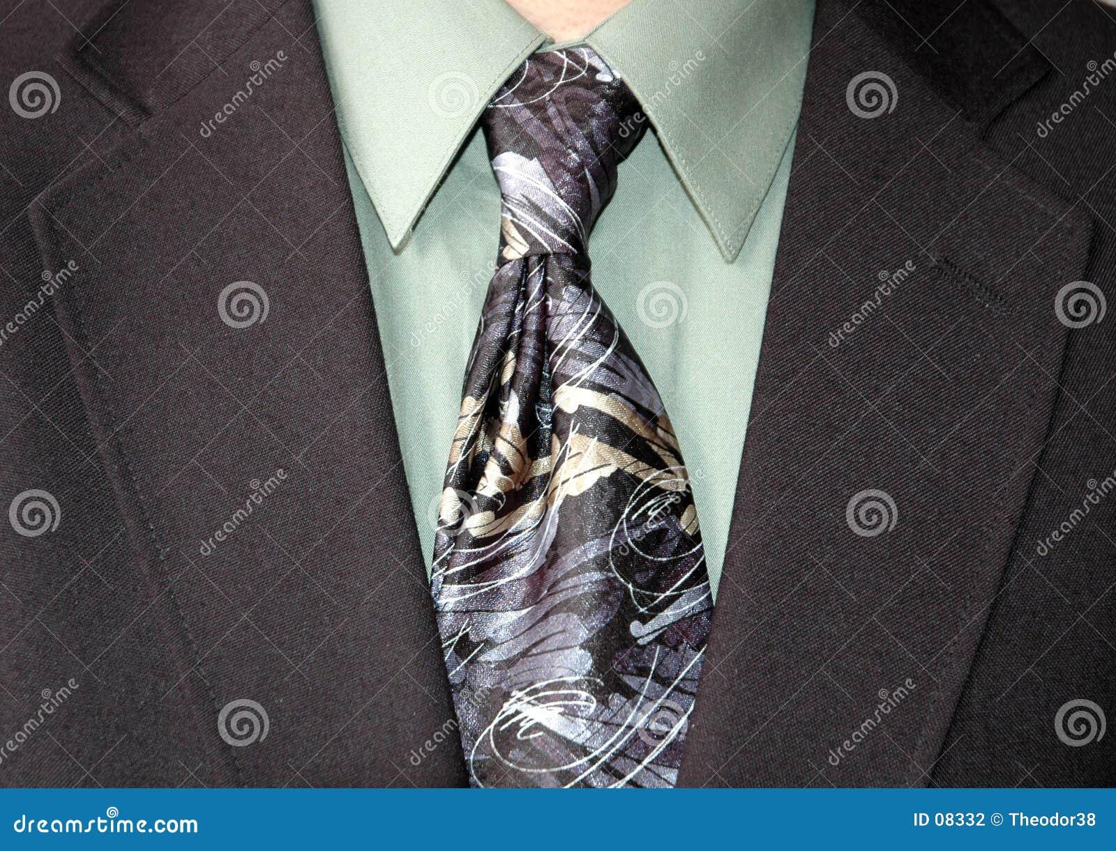 Laço do homem de negócios