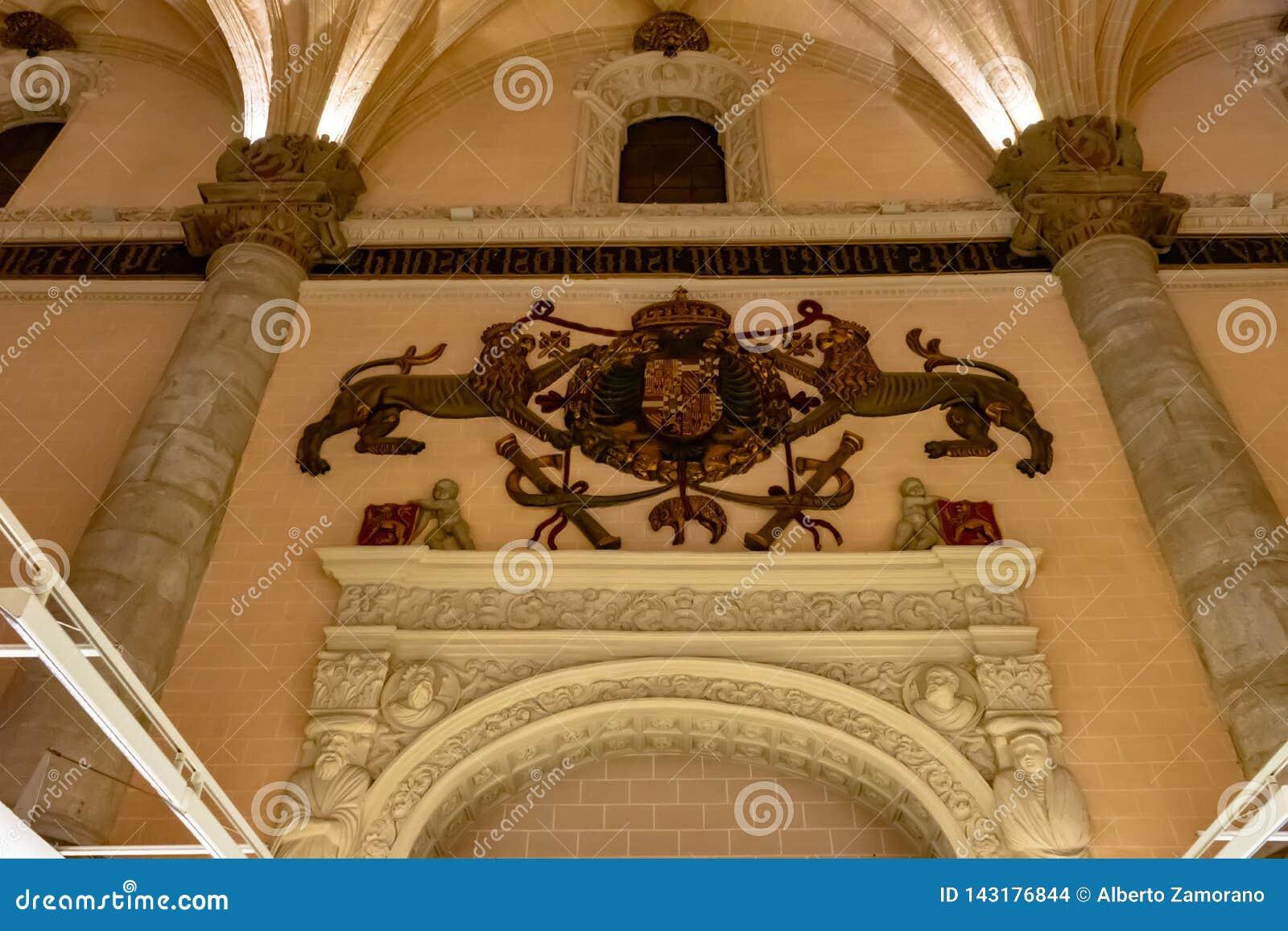 La洛尼亚河展览馆在萨瓦格萨,西班牙