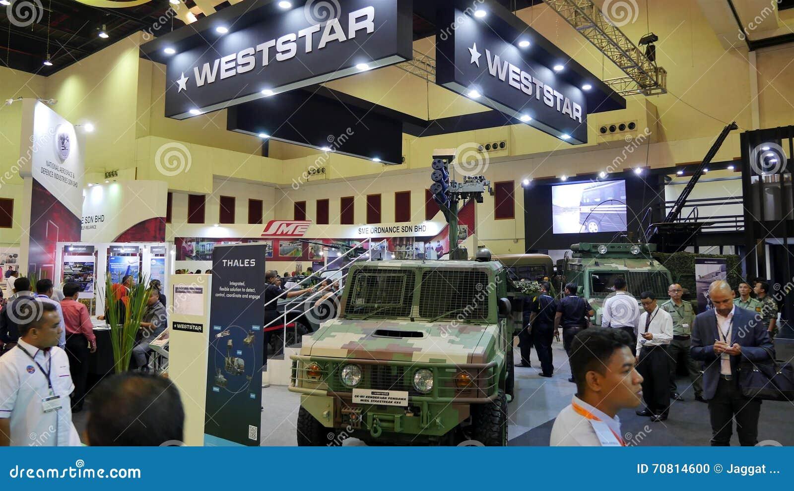 La 15ème défense entretient l exposition 2016 de l Asie