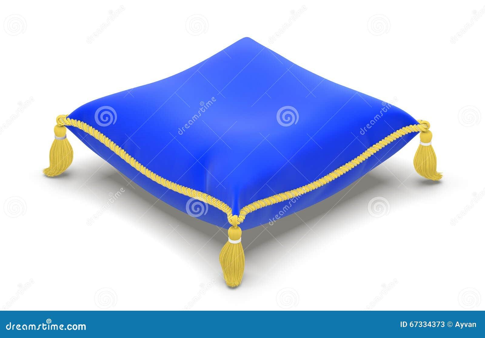 comprar auténtico calidad autentica imágenes oficiales La almohadilla real stock de ilustración. Ilustración de ...