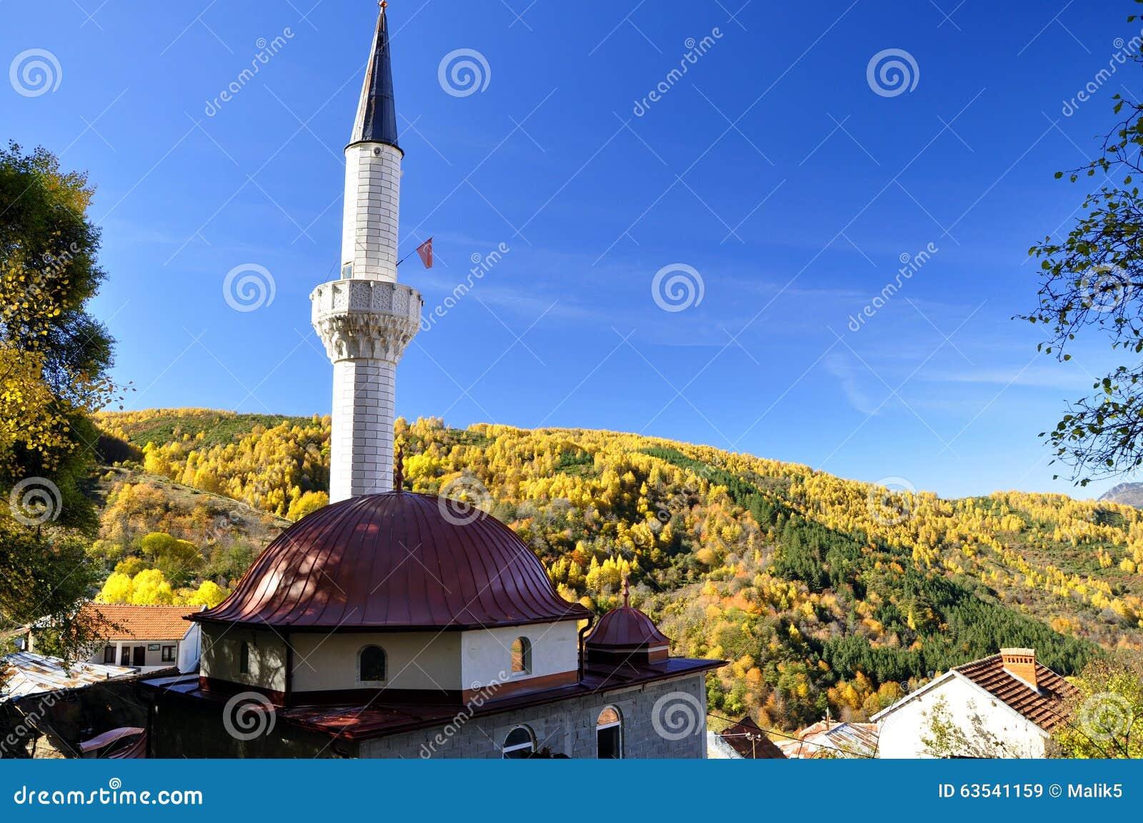 La bóveda de la nueva mezquita