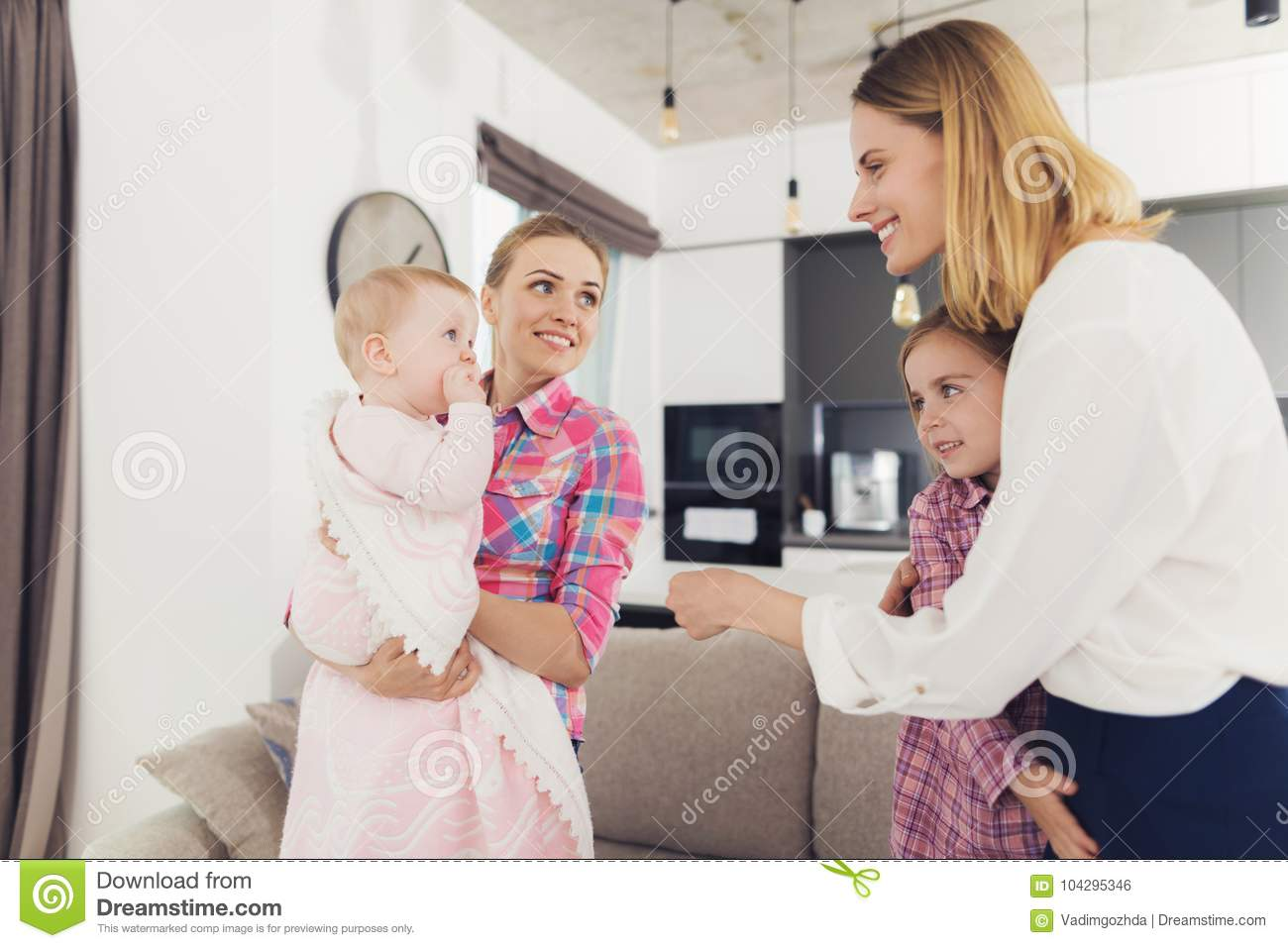 maman fille rencontres