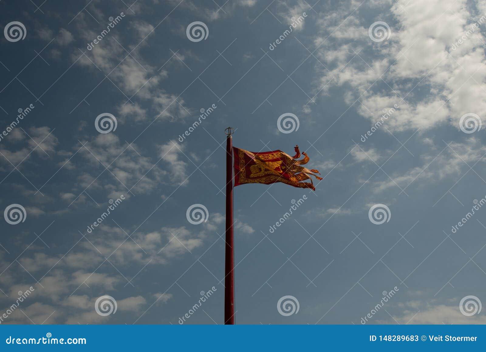 La bandiera di Venezia