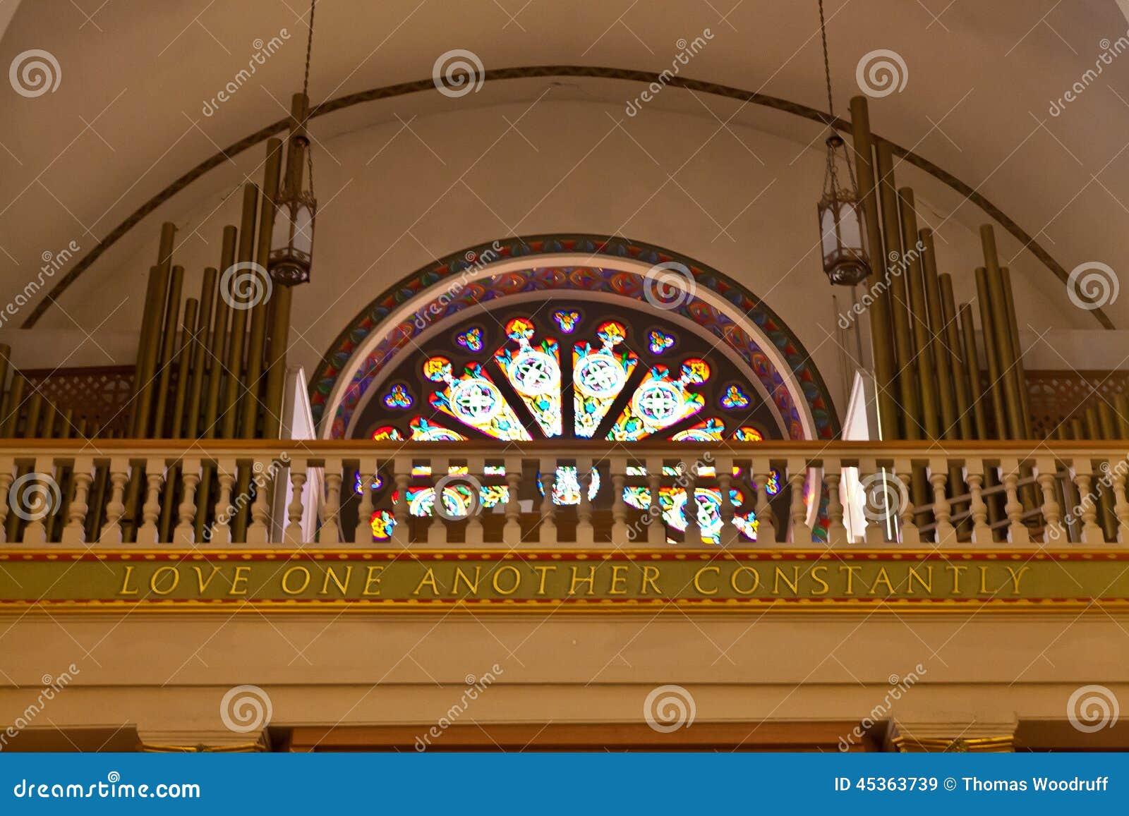 La basilique de cathédrale du St Francis d Assisi