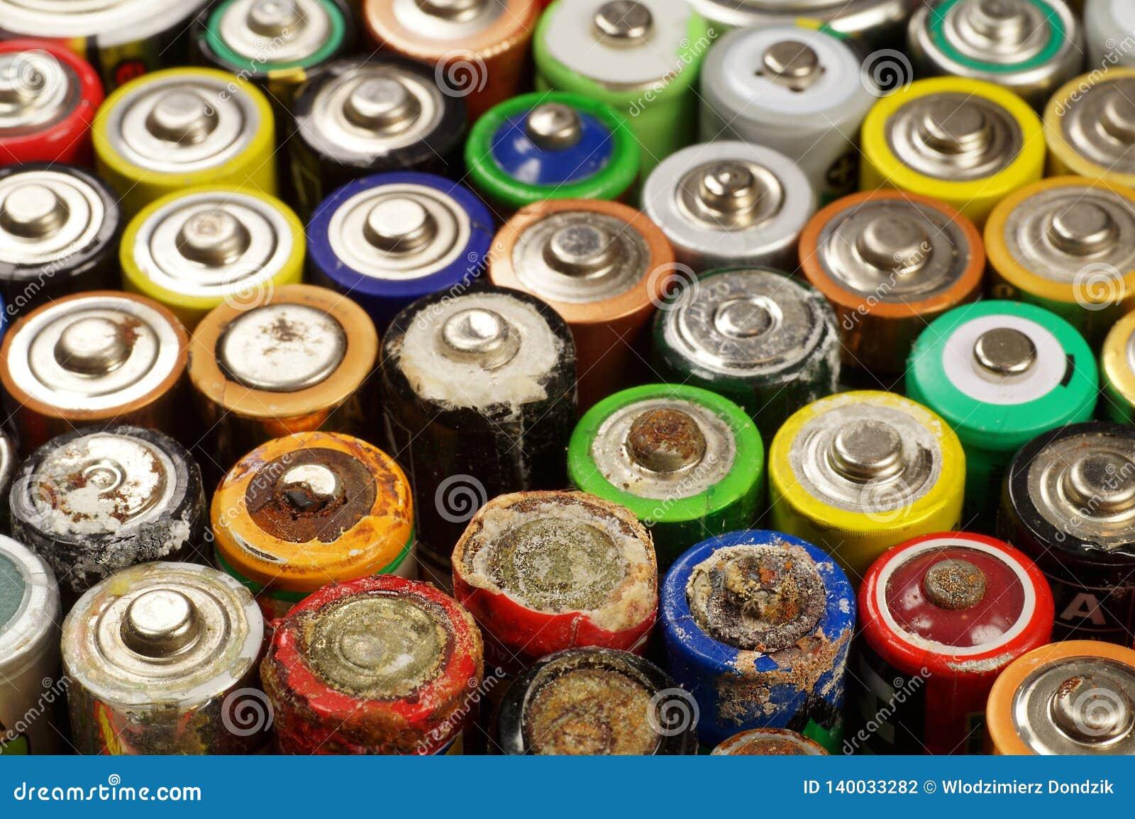 Les batteries et accumulateurs | Bruxelles Environnement