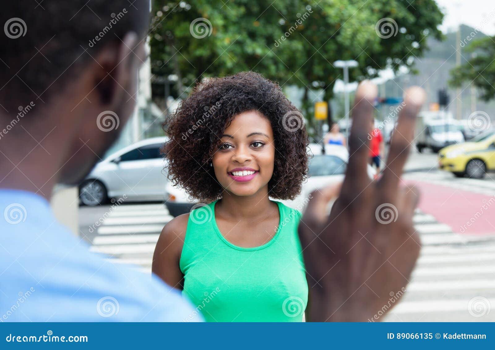 Site de rencontres afro-américaine