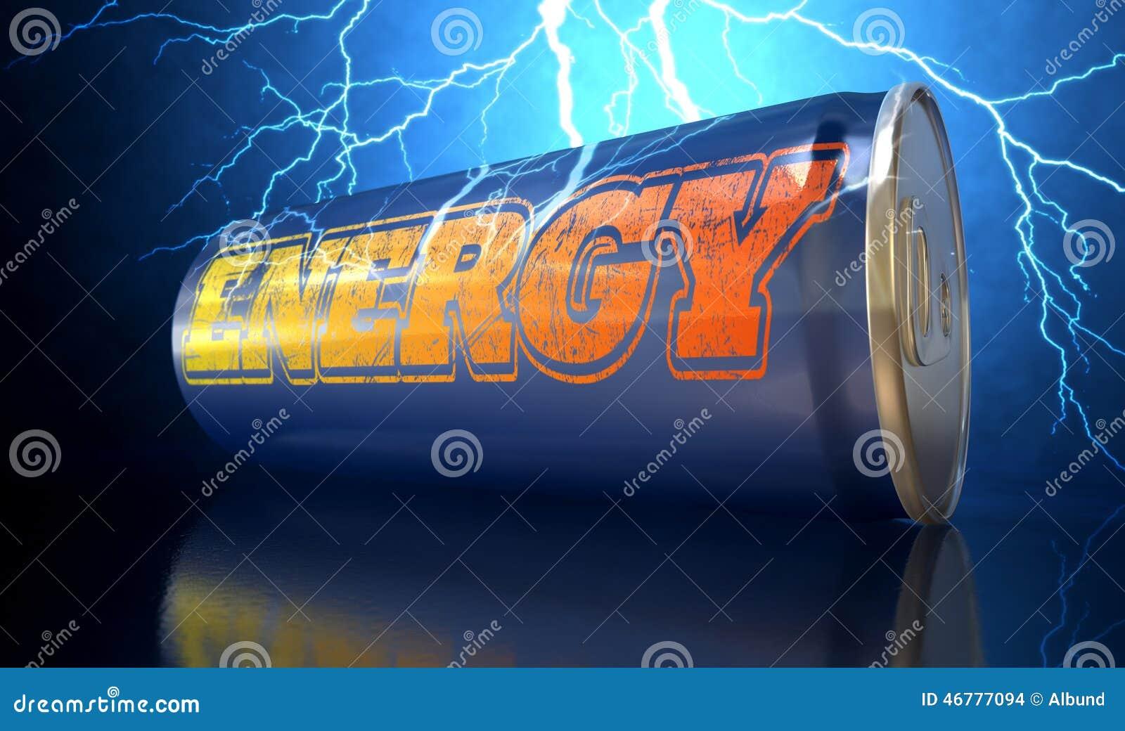 La bevanda di energia può
