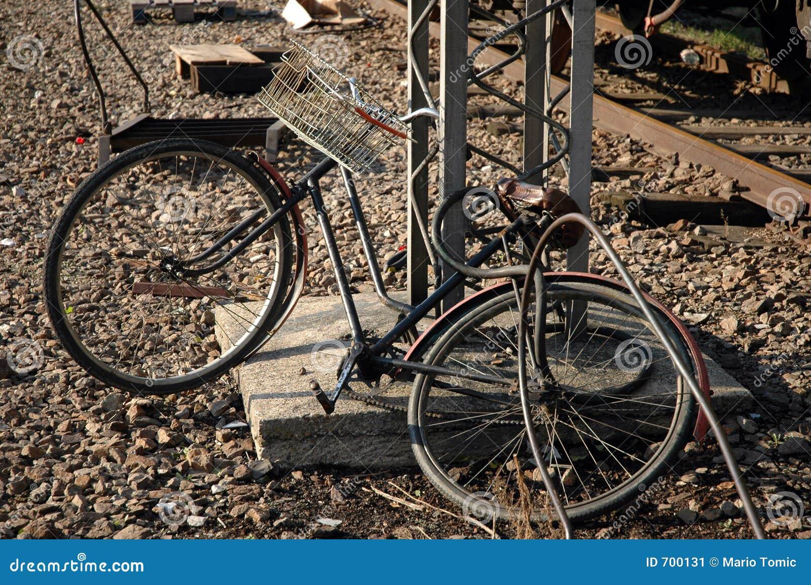 La bicyclette de l expéditeur