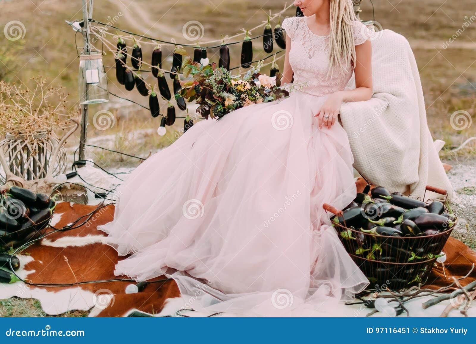 Vestidos para una boda rustica