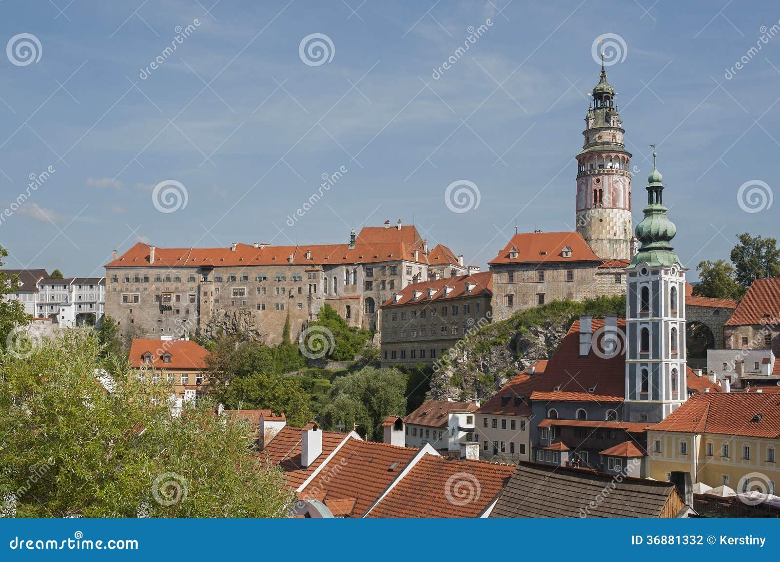 Download La Boemia del sud fotografia stock. Immagine di regione - 36881332