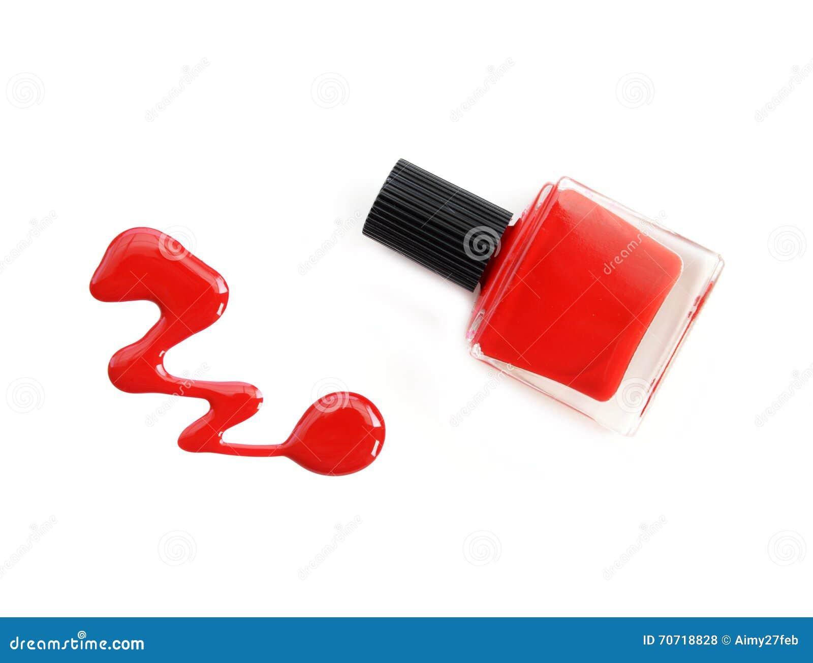 Rossa schizza
