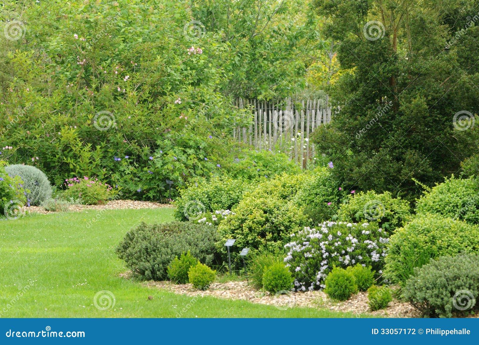 La Bretagne, Le Jardin Lepage Dans Pleumeur Bodou ...