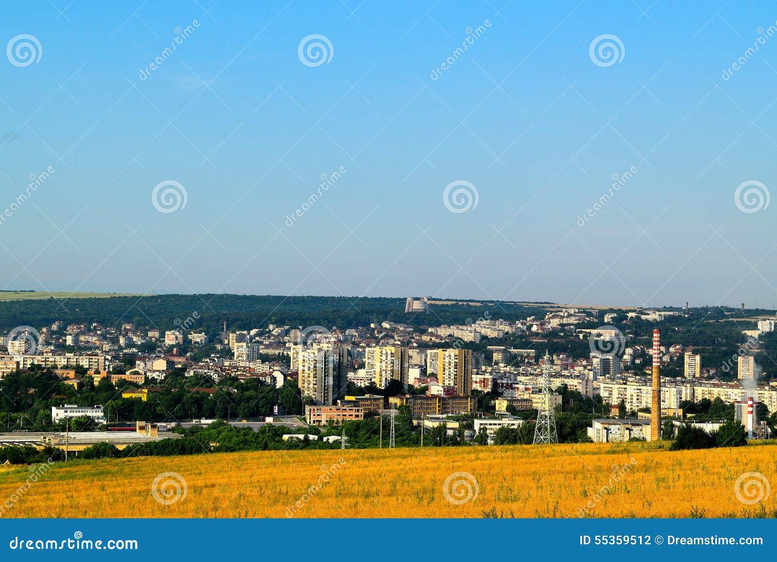 La Bulgaria, Pleven, si rilassa, bellezza, la storia, città