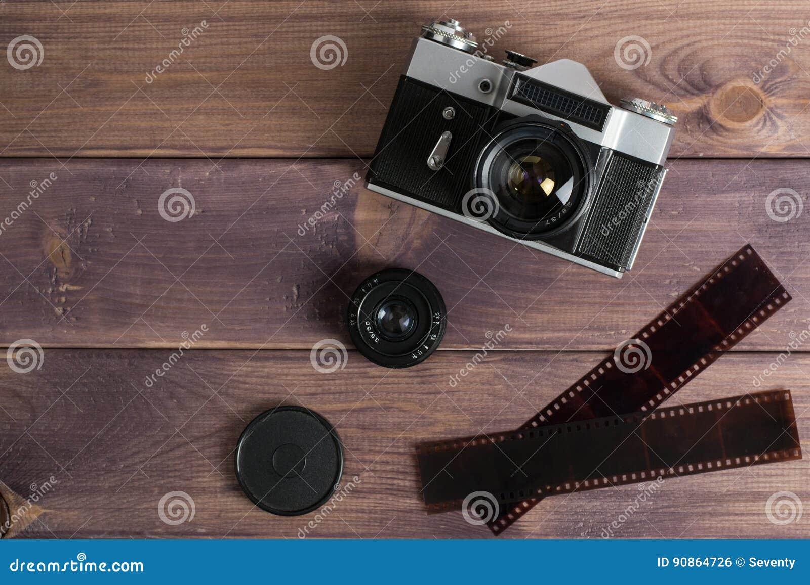 La cámara antigua