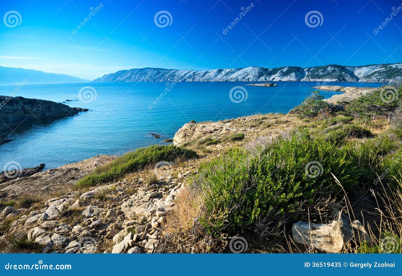 La côte croate - Lopar