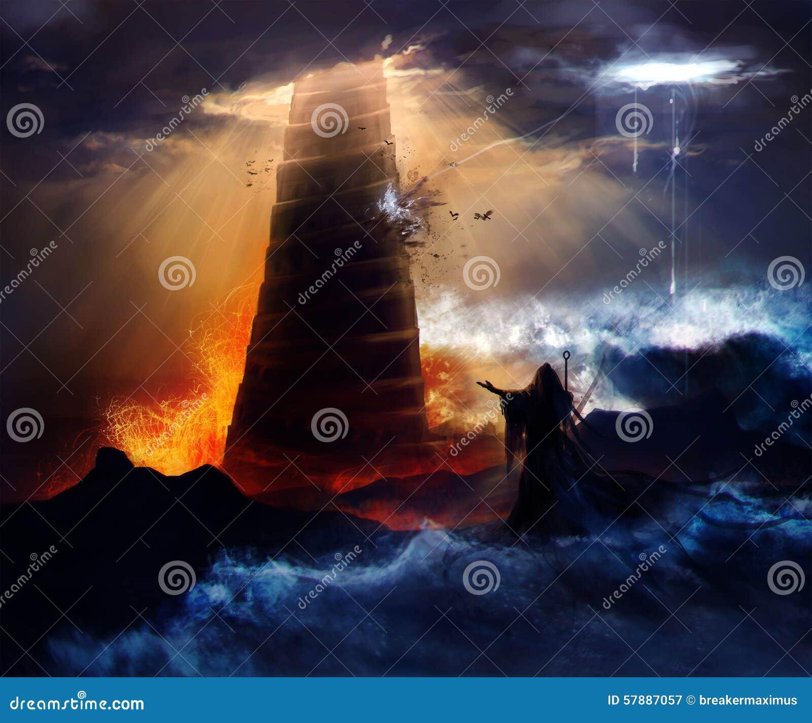 La caída del Babilonia