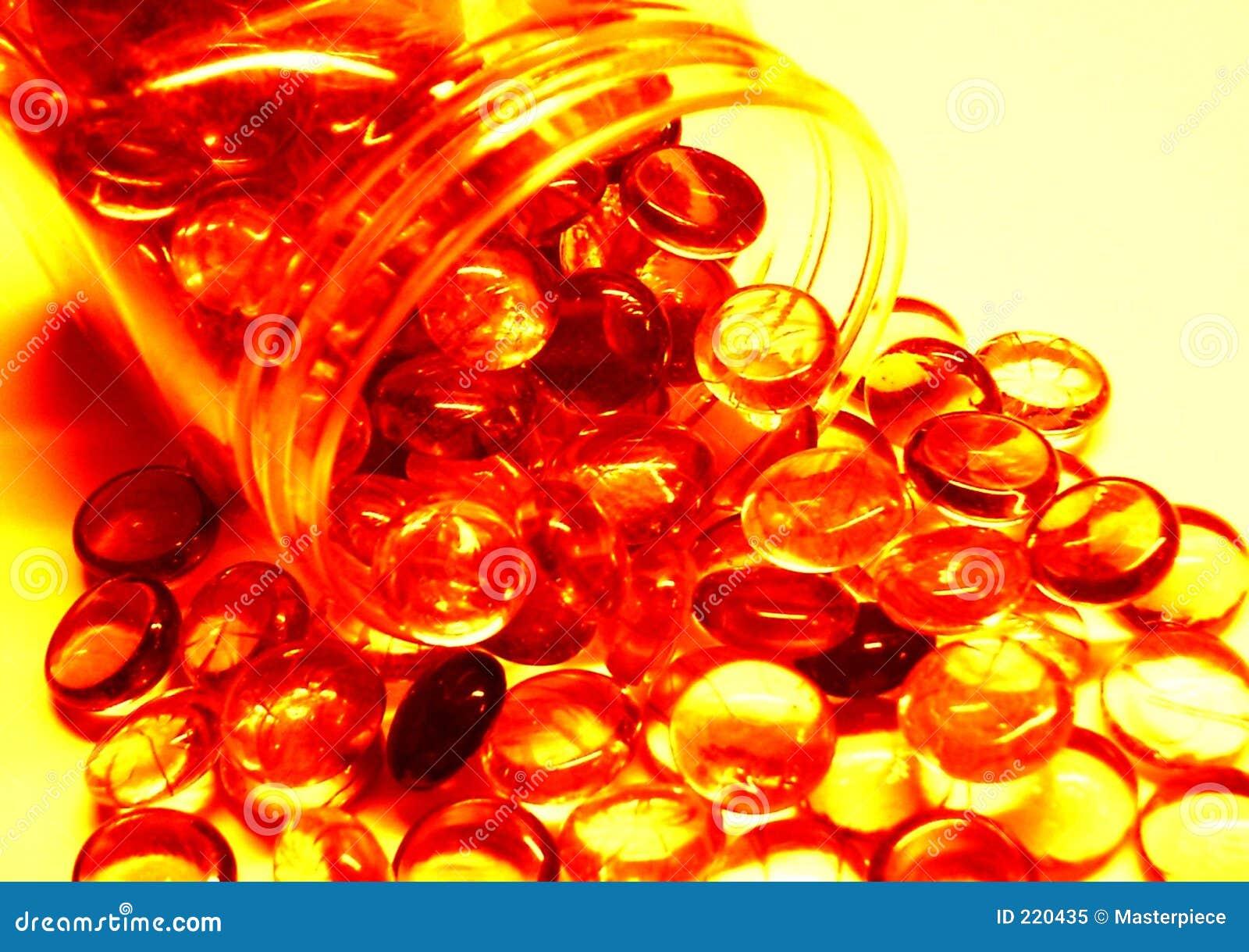 Download La Caduta Obietta - L'arancio Rossastro Luminoso E Puro Immagine Stock - Immagine di arancione, unico: 220435