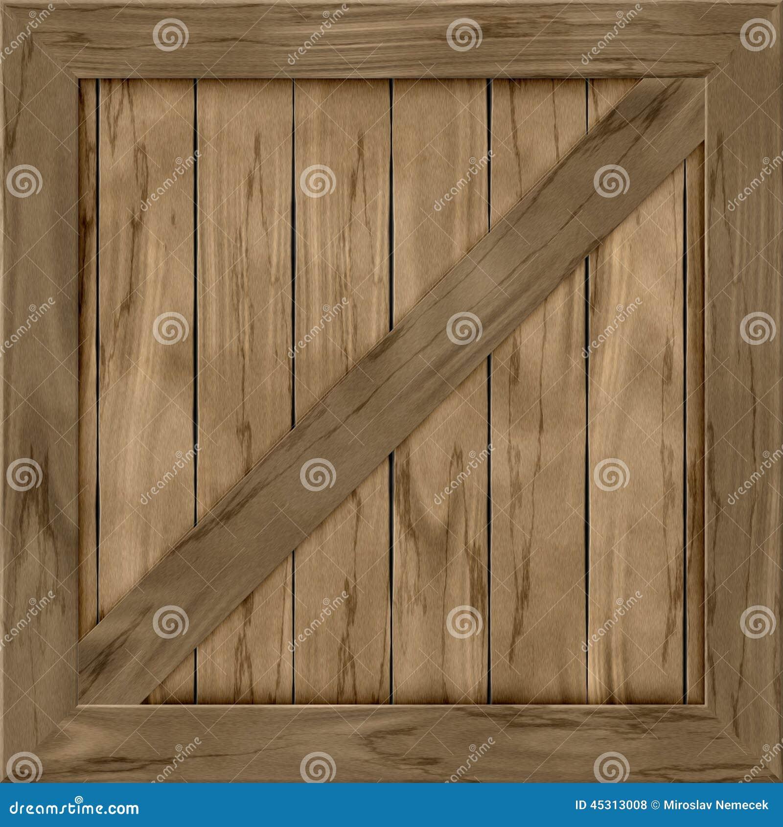 la caisse en bois produite loue la texture illustration stock image 45313008. Black Bedroom Furniture Sets. Home Design Ideas