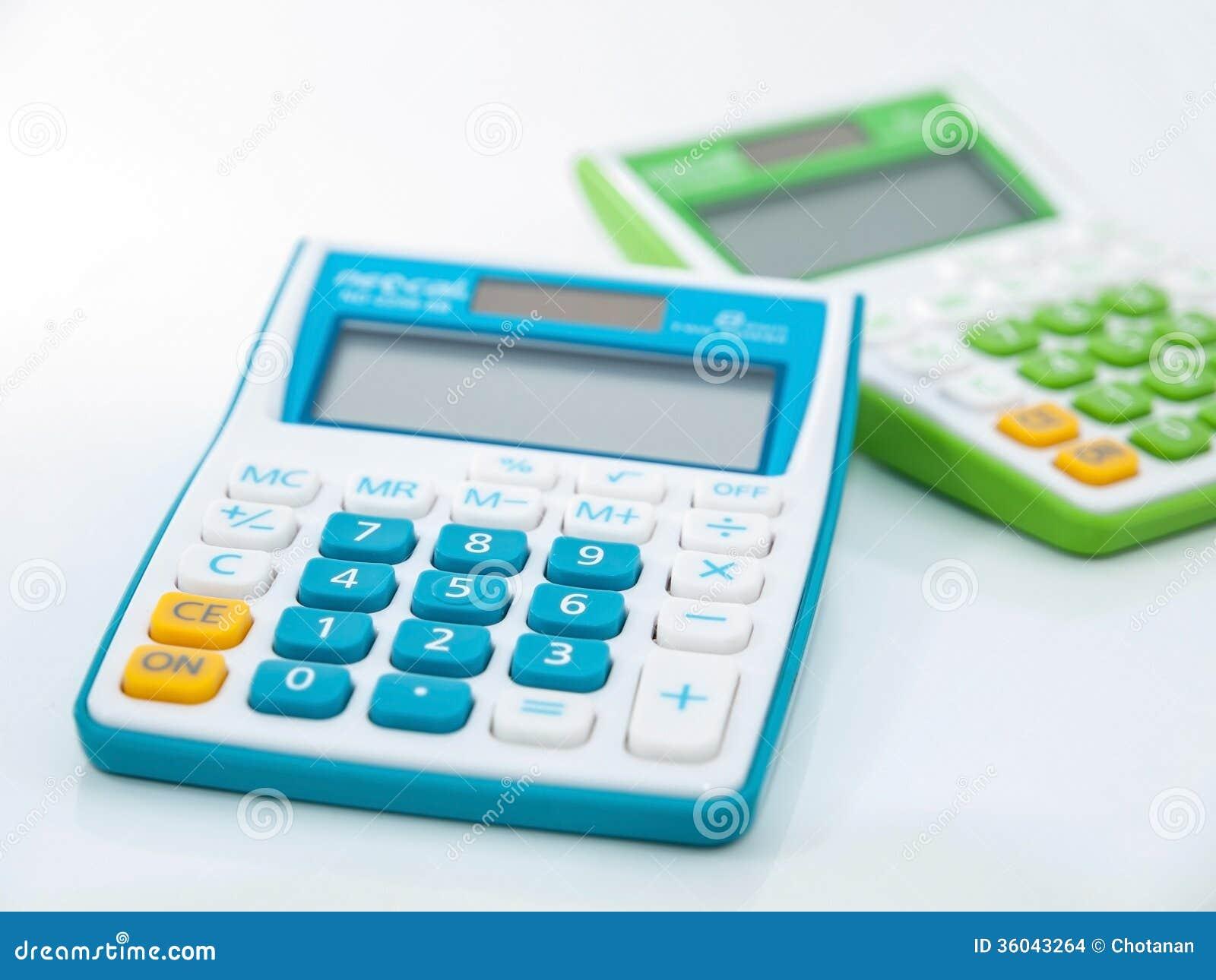 La calculadora para calcula