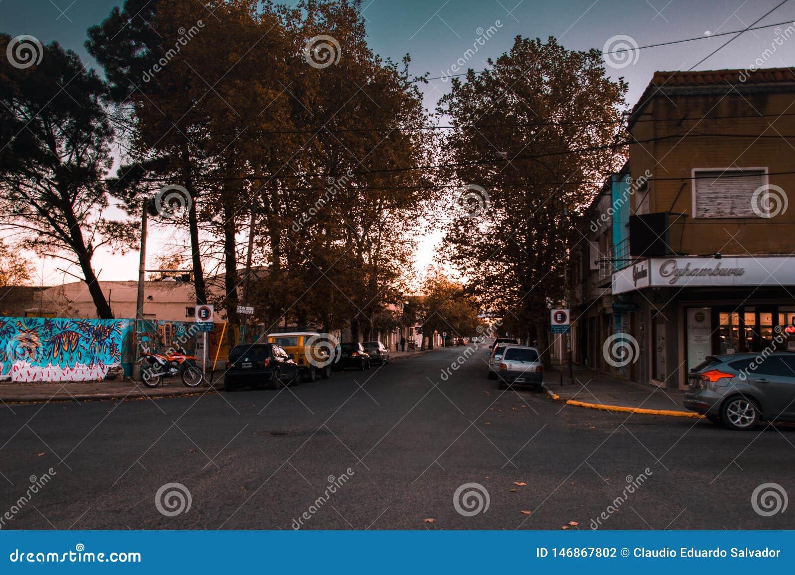 La calle o Necochea, Buenos Airesil puede 6 de 2019