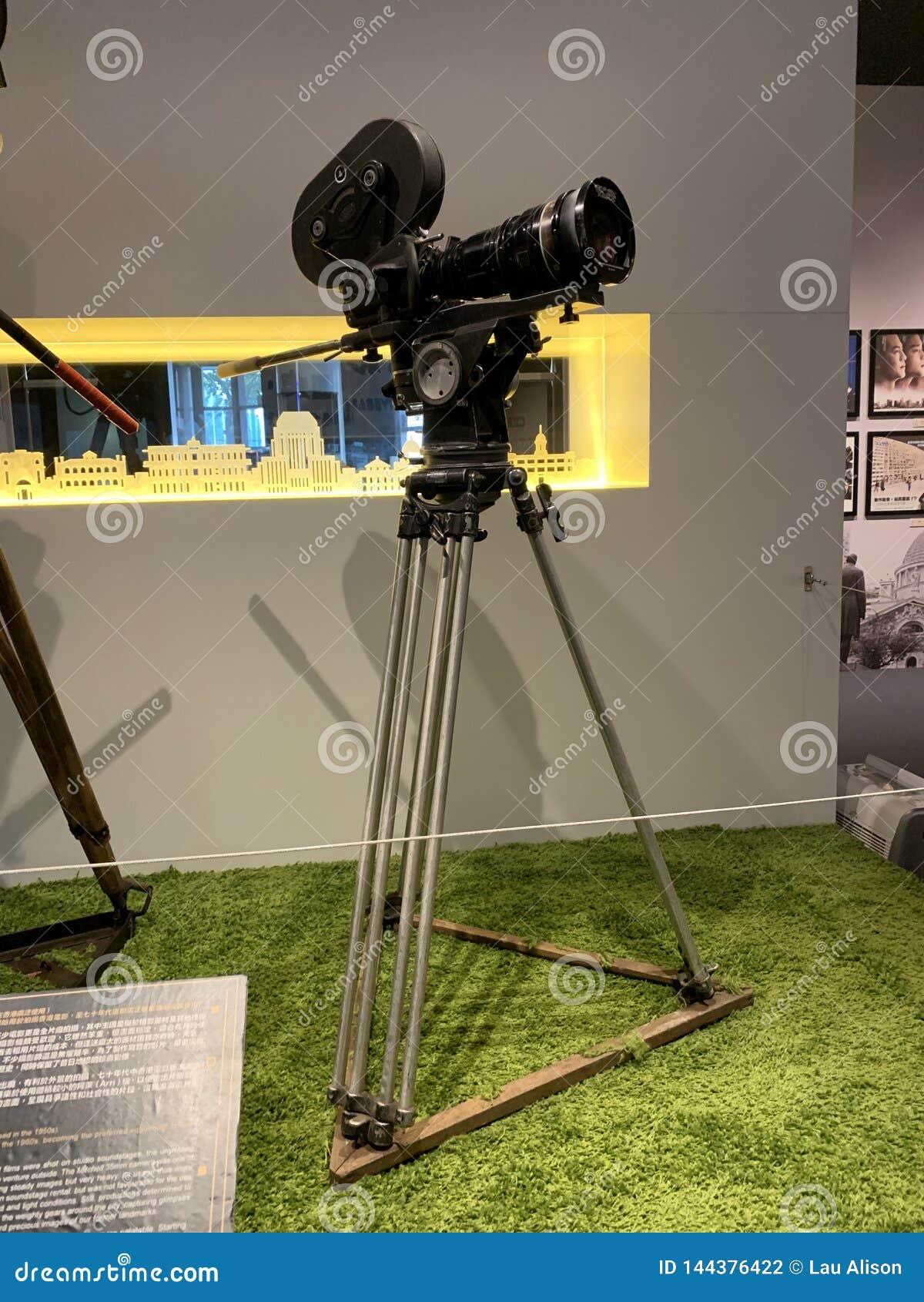 La caméra in 1960 d Arri IIC 35mm