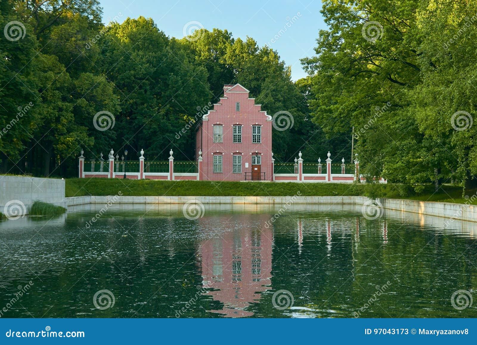 La Camera olandese nella proprietà di Kuskovo