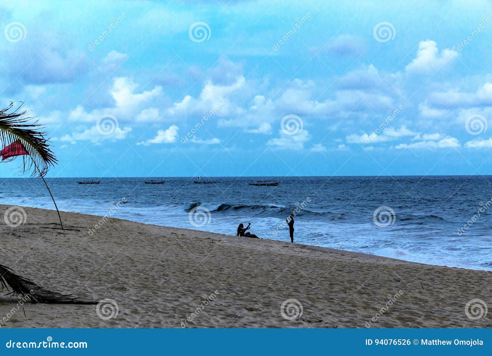 La Campagne-Strandurlaubsort Lekki Lagos Nigeria