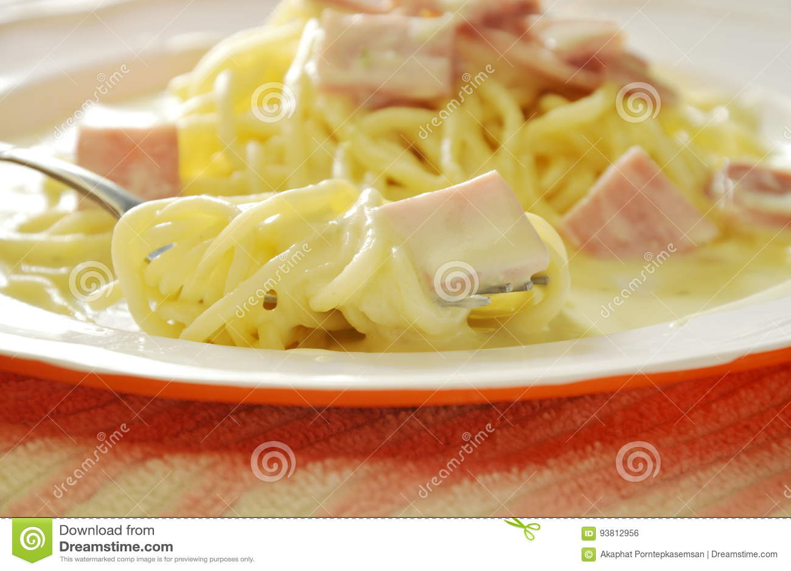 carne di maiale bianca