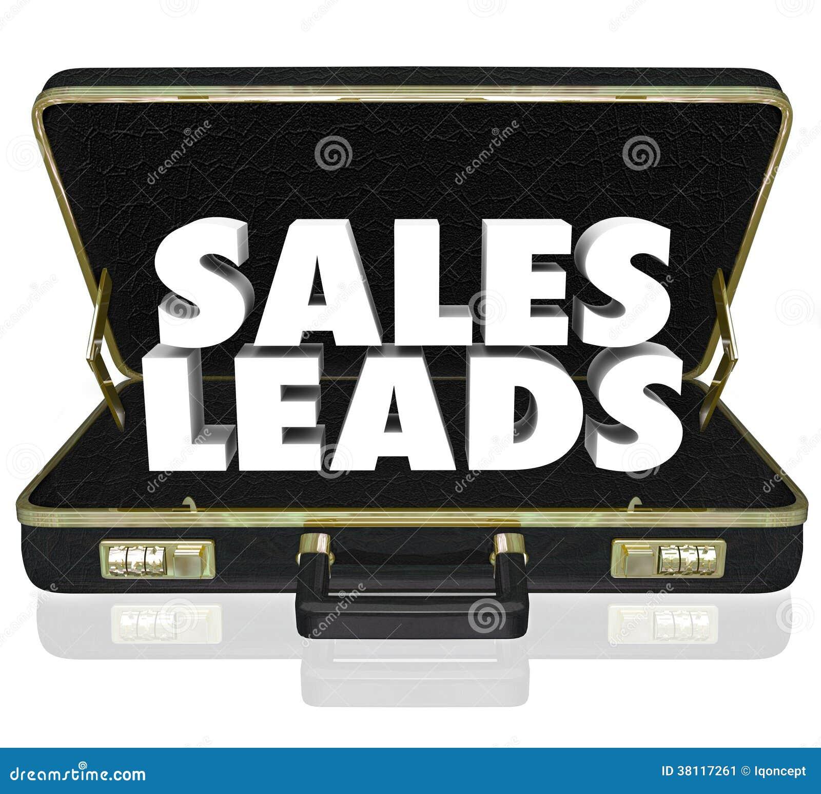 La cartera de las ventajas de las ventas redacta nueva oportunidad de las perspectivas de los clientes