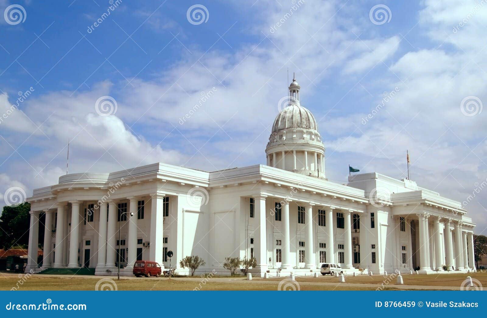 La Casa Bianca a Colombo