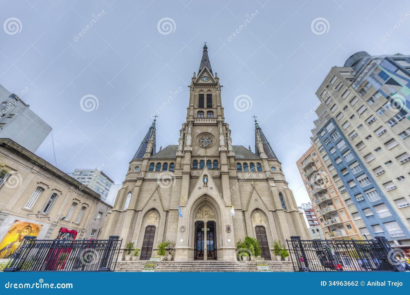 La Catedral De Mar Del Plata Buenos Aires La Argentina