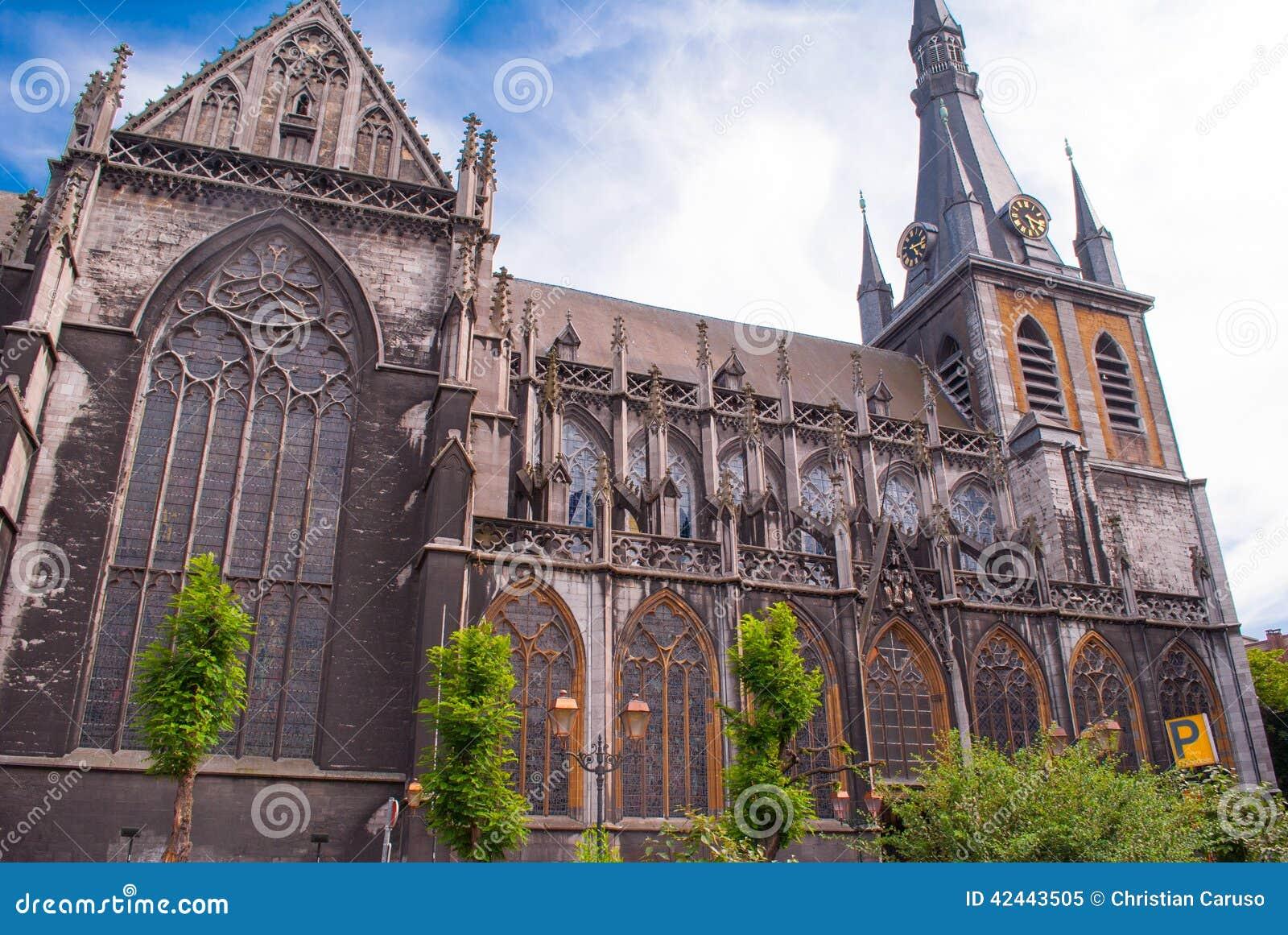 La catedral de St. Louis