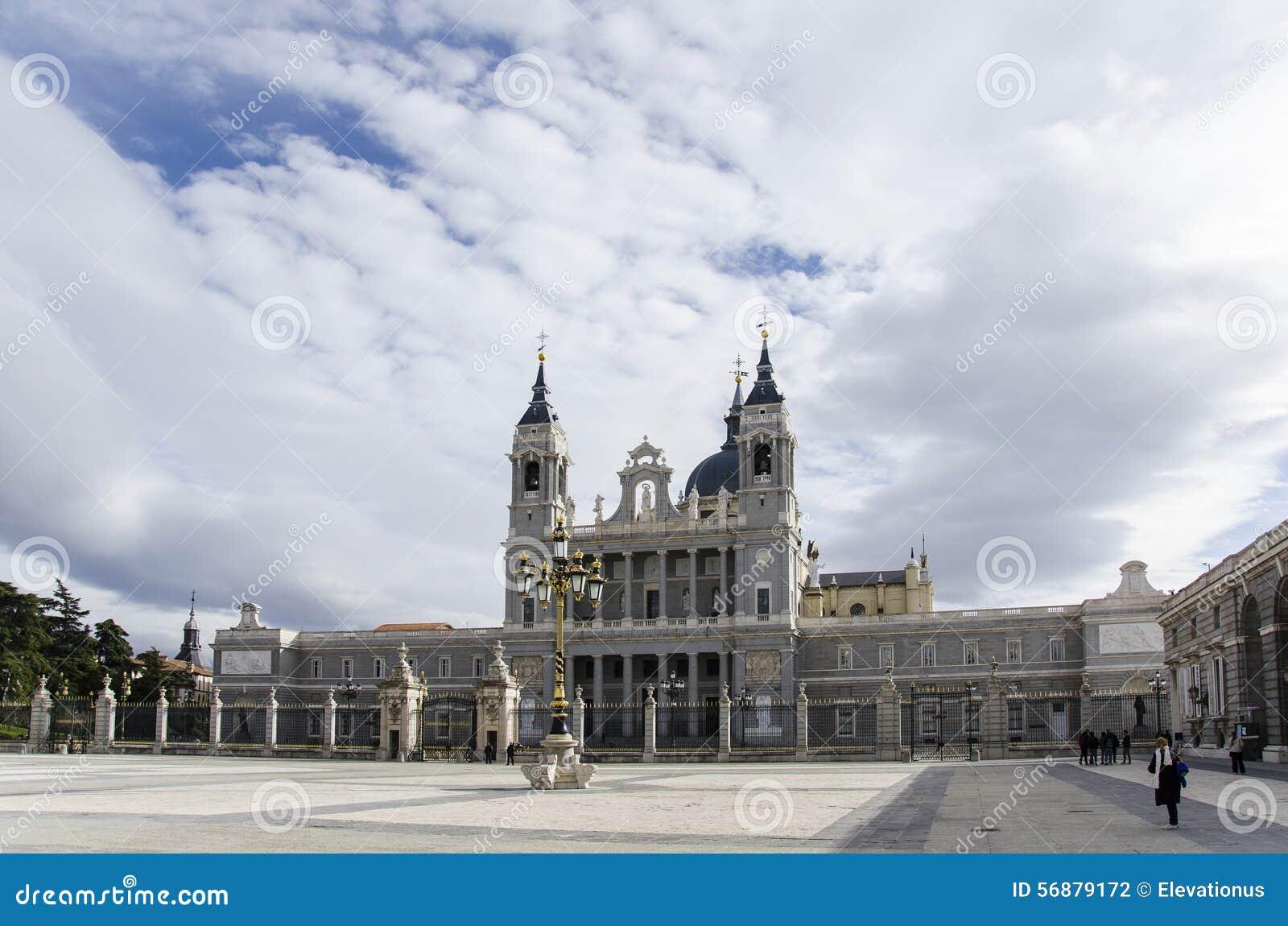 La cattedrale di Madrid