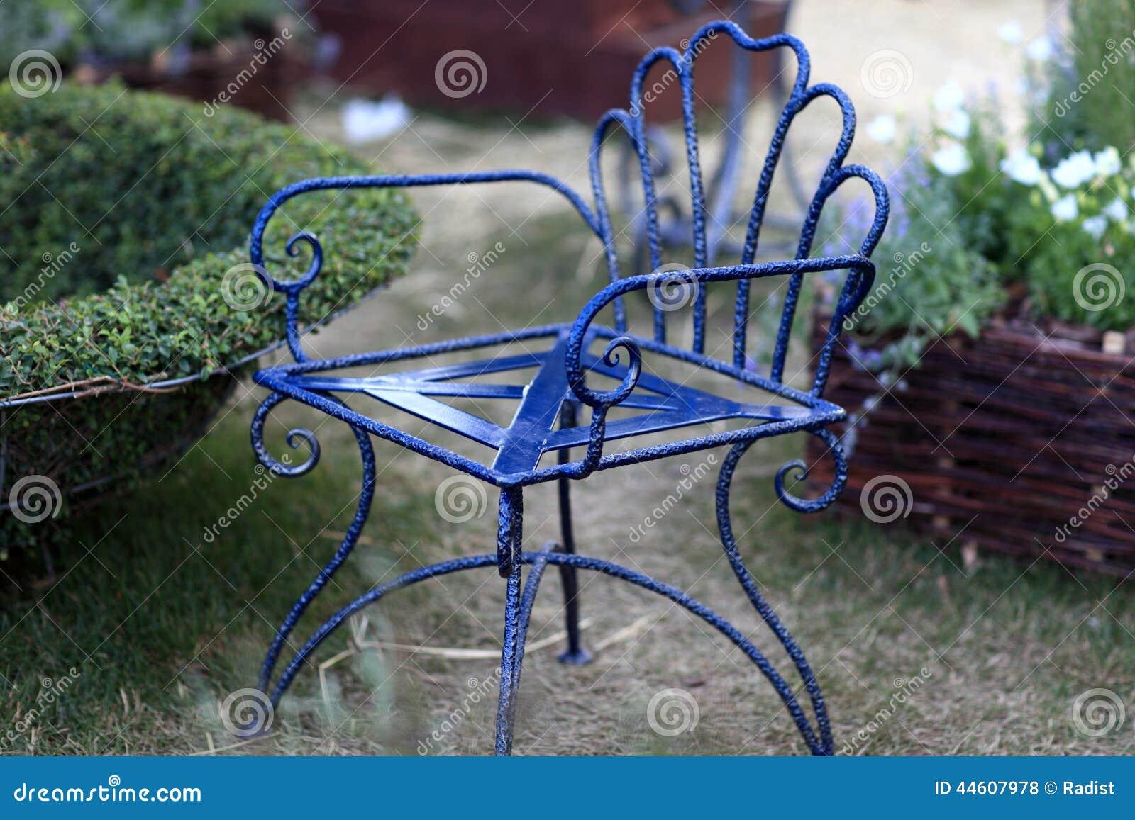La Chaise De Fer Vintage