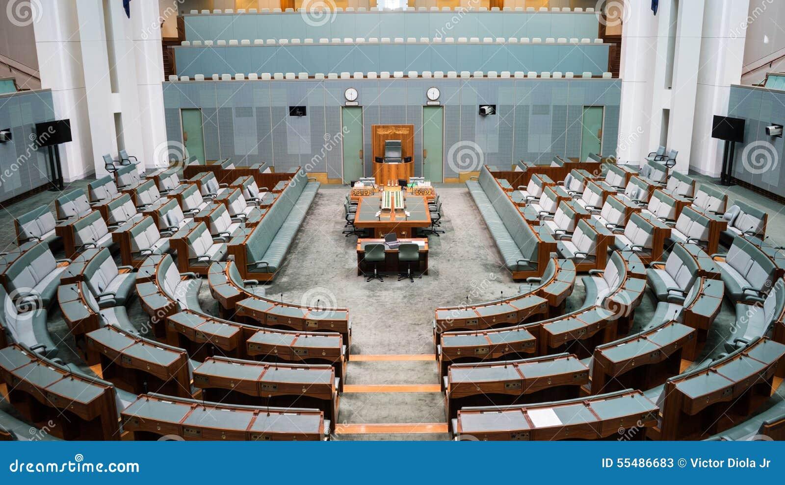 La chambre des représentants la chambre