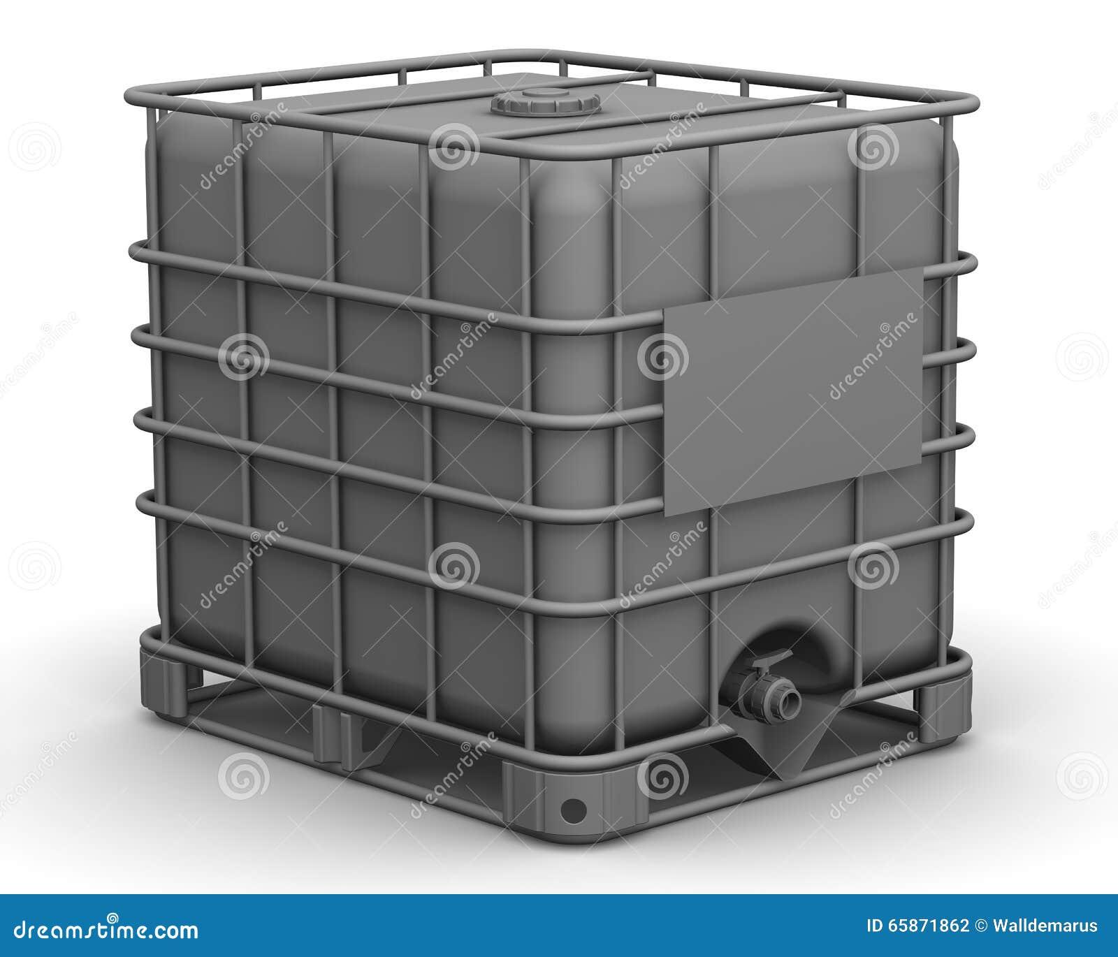 Contenitori In Plastica Grandi.La Cilindrata Recipiente Di Plastica Contenitore Di Grandi