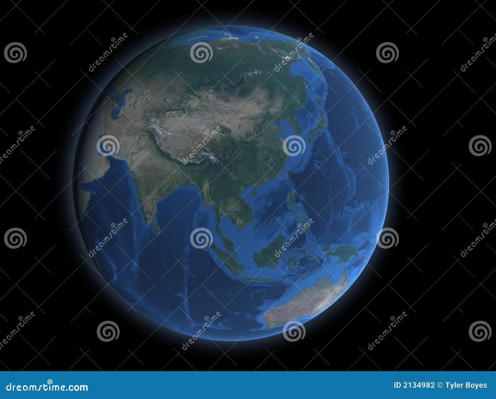 La Cina da spazio