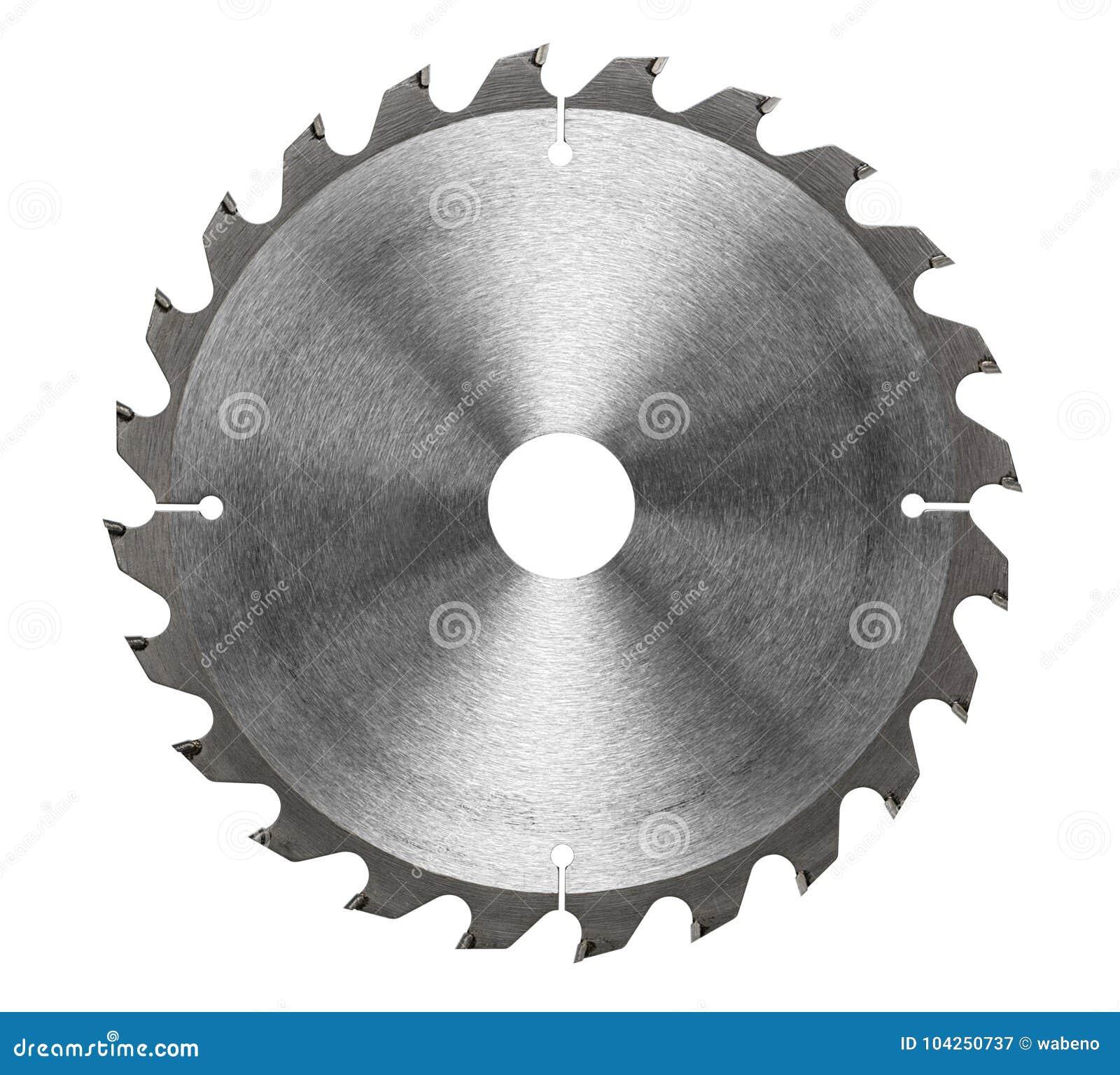La circulaire scie la lame pour le travail du bois