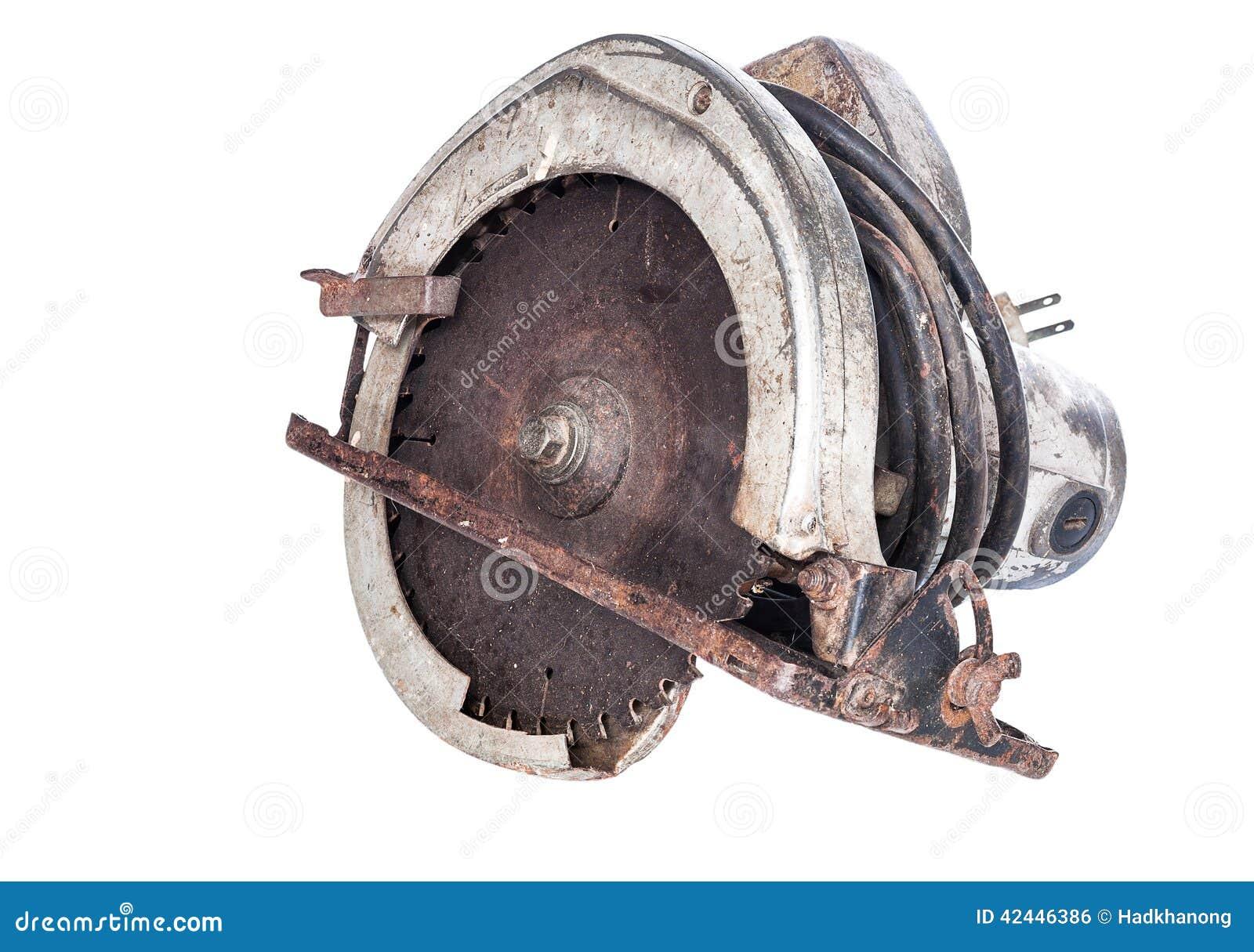 La circular vieja vio