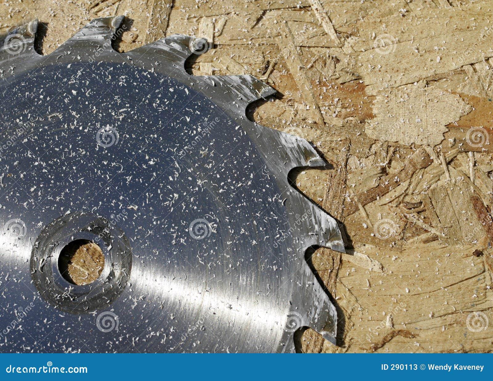 La circular vio la lámina