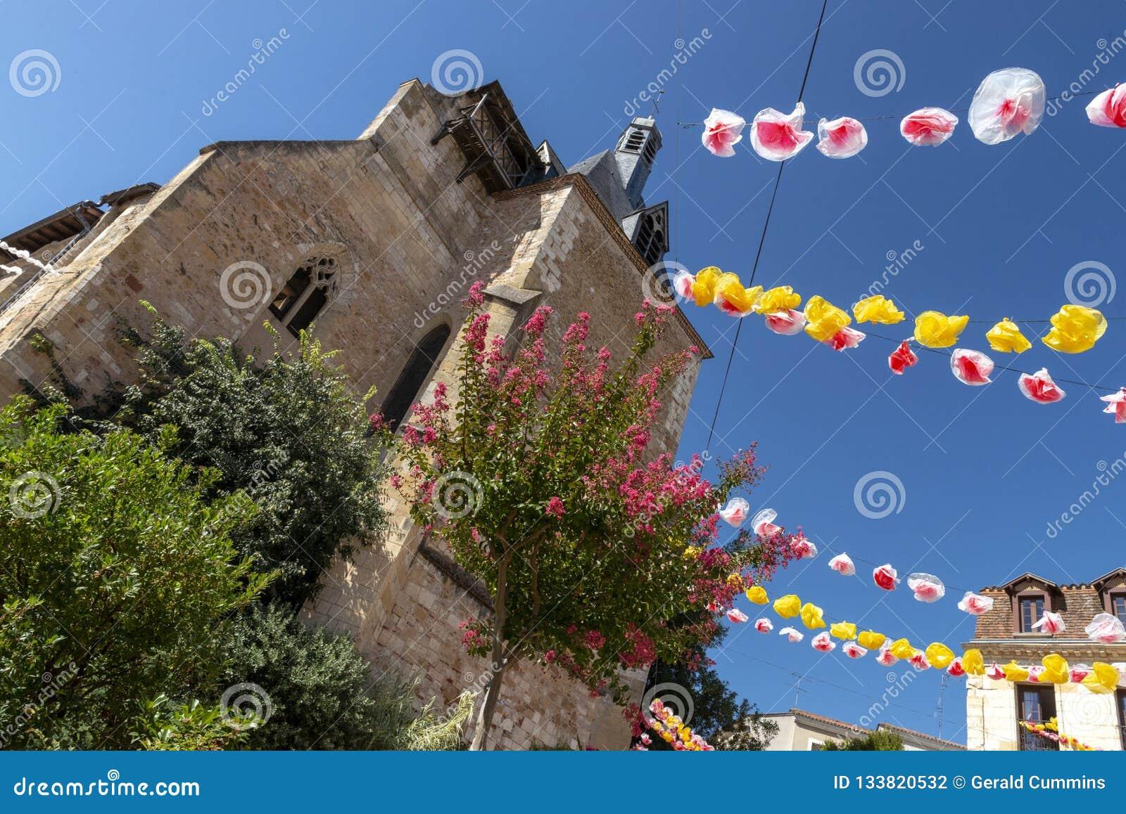 La ciudad natal de Cyrano de Bergerac