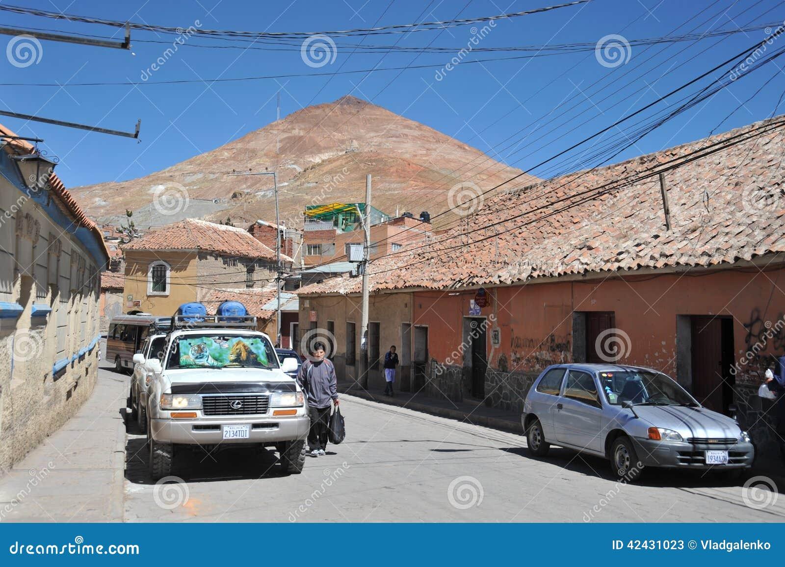 La ciudad Potosi