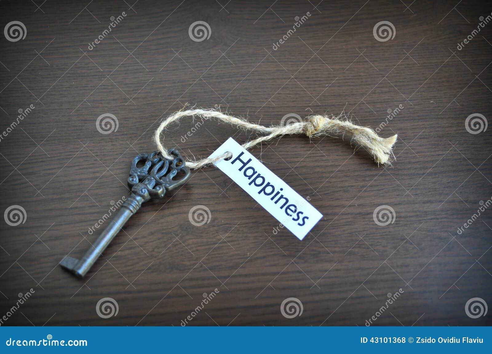 La clé au bonheur